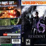 Resident Evil 6 PC Game Download Free