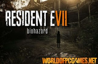 Resident Evil 7 PC Game Download Free