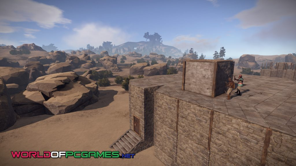 Rust PC Game Download Free With Multiplayer