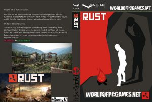 Rust Free Download Multiplayer PC Gmae By Worldofpcgames.net