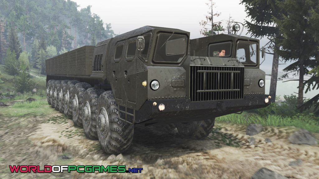 Spintires Free Download PC Game By Worldofpcgames.net
