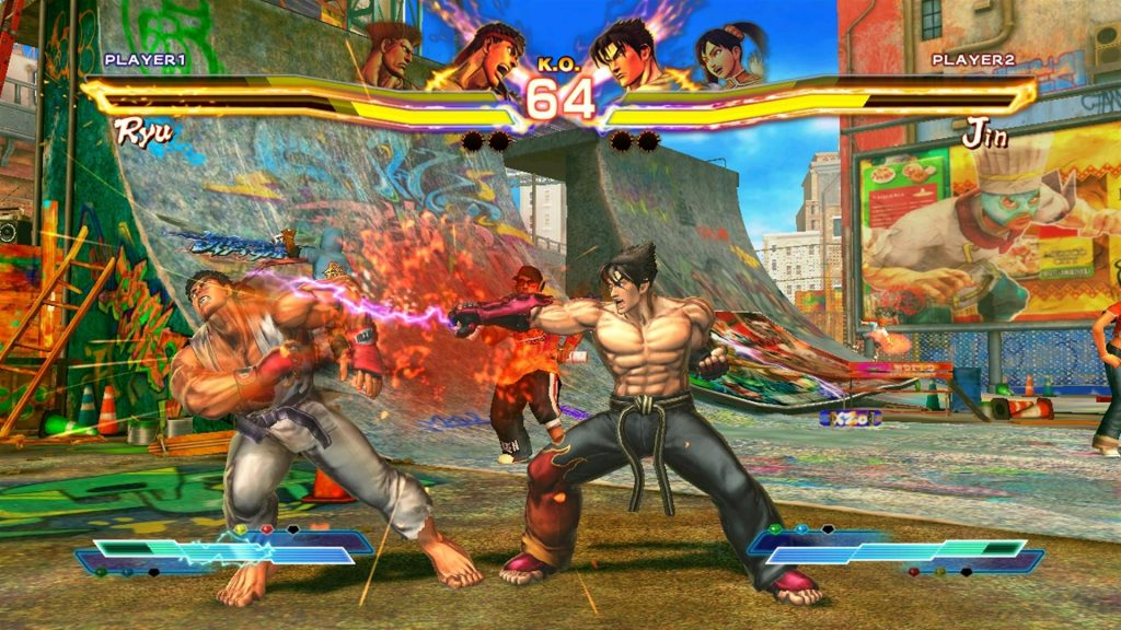 Street Fighter X Tekken Free Download Full Version PC Game