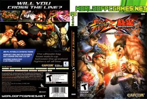 Street Fighter X Tekken Free Download PC Game By Worldofpcgames.net
