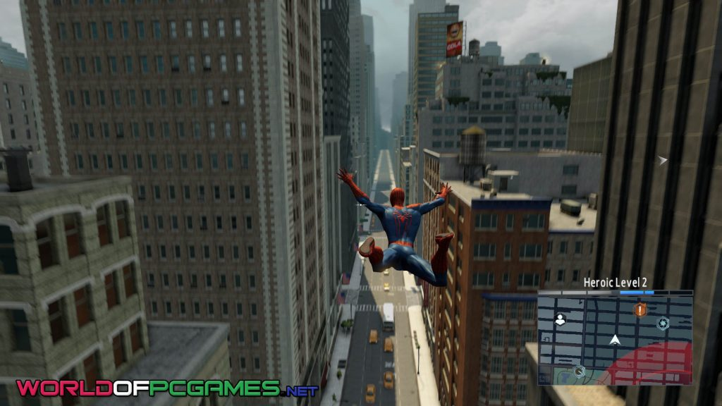 The Amazing Spider Man Free Download PC Game By Worldofpcgames.net