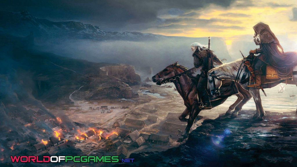The Witcher 3 Wild Hunt Free Download PC Game By Worldofpcgames.net