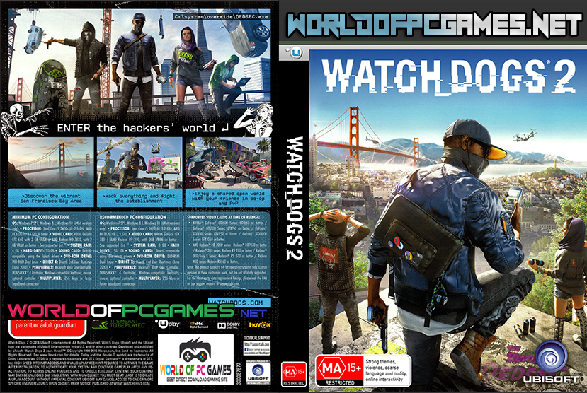 Watch Dogs Blackbox Single Link