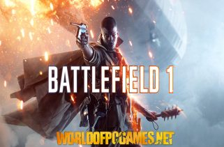 Battlefield 1 Free Download Cover PC Game By Worldofpcgames.net