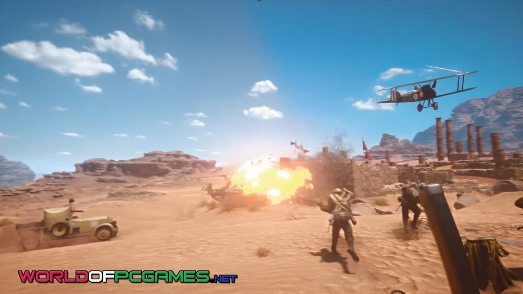 Battlefield 1 Free Download PC Game By Worldofpcgames.net