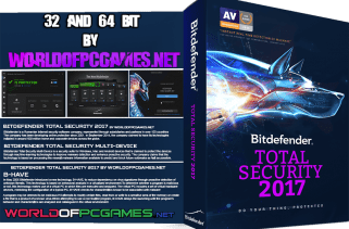 Bitdefender Total Security 2017 Free Download Full By Worldofpcgames.net