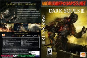 Dark Souls 3 Free Download PC Game Multiplayer DLC By Worldofpcgames