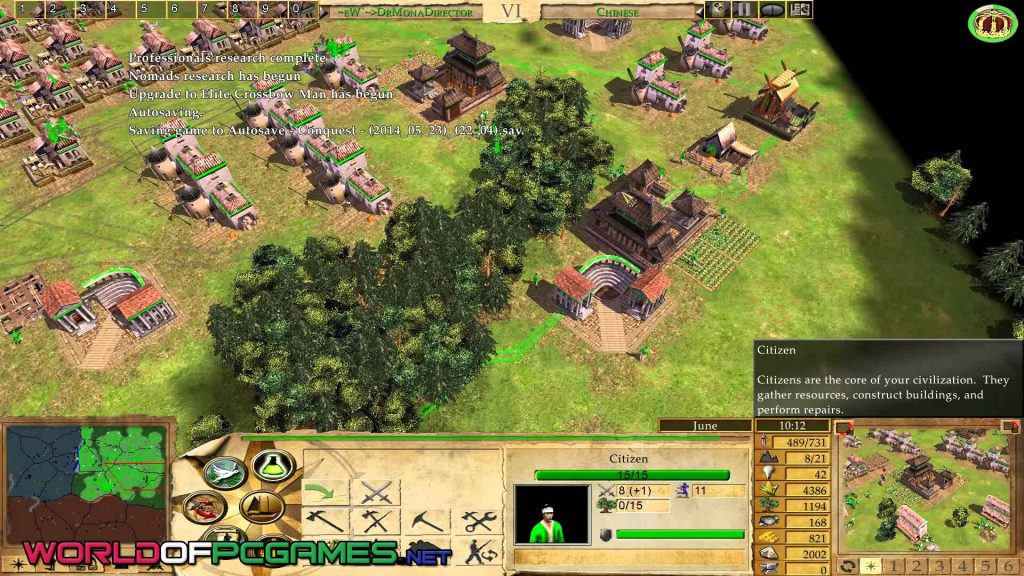 Empire Earth 2 Free Download PC Game By Worldofpcgames.net