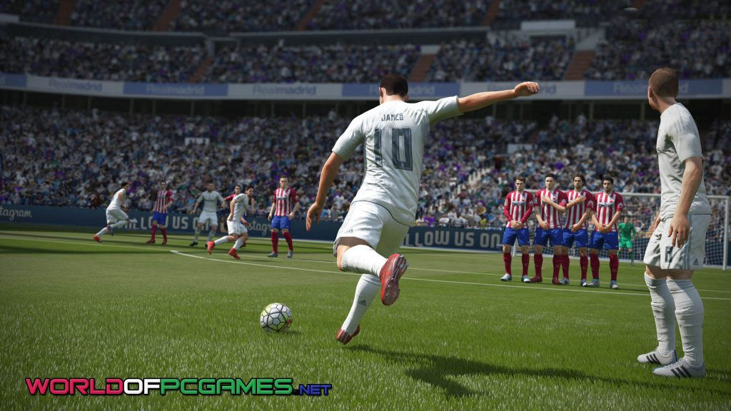 FIFA 17 Free Download PC Game Byy Worldofpcgames.net