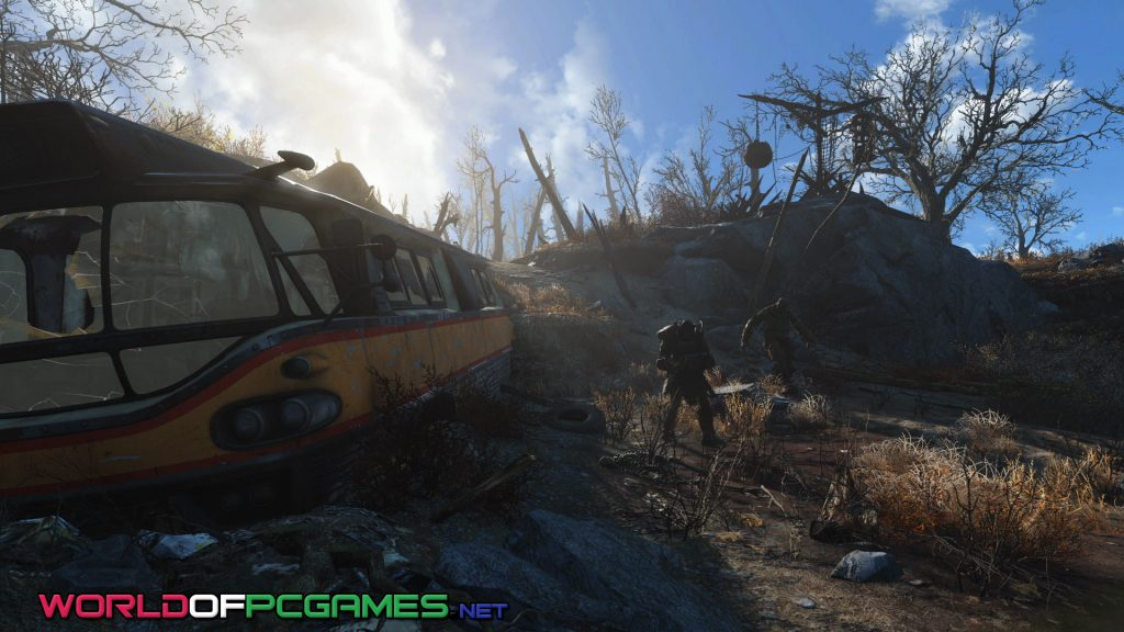Fallout 4 Free Download PC Game Repack By Worldofpcgames.net