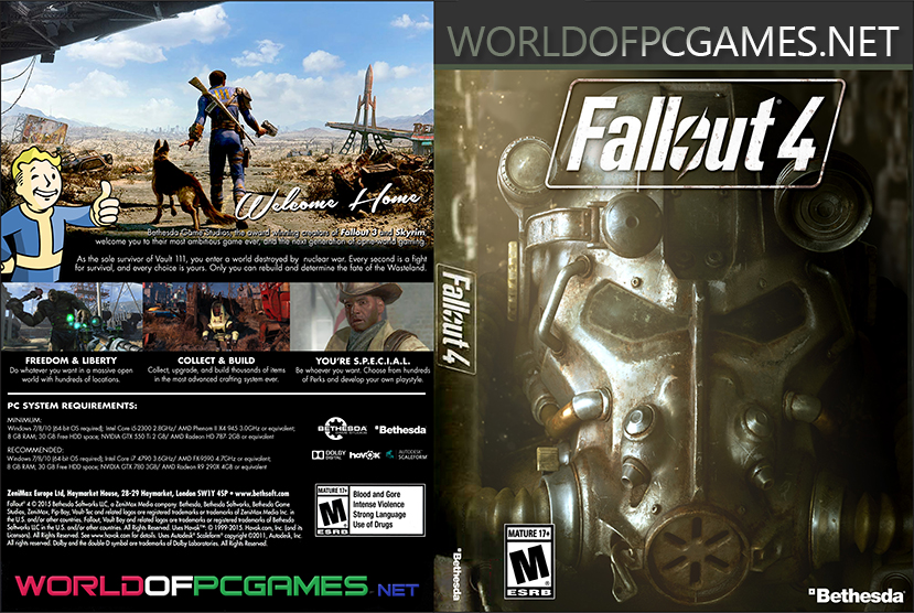 fallout 4 update download pc