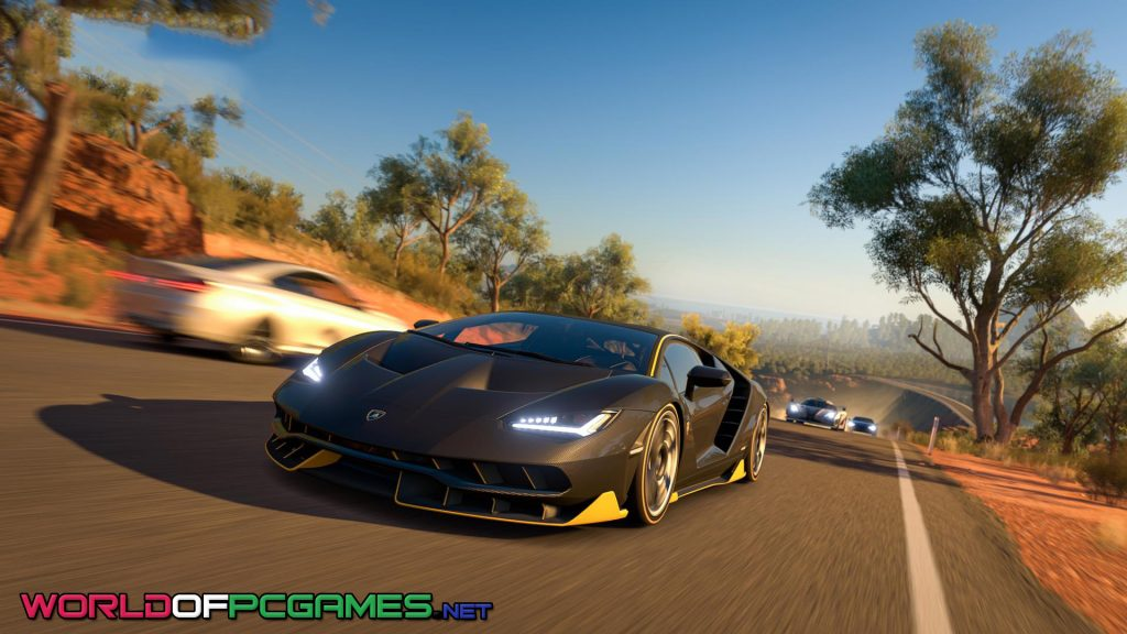 Forza Horizon 3 Free Download PC Game By Worldofpcgames.net