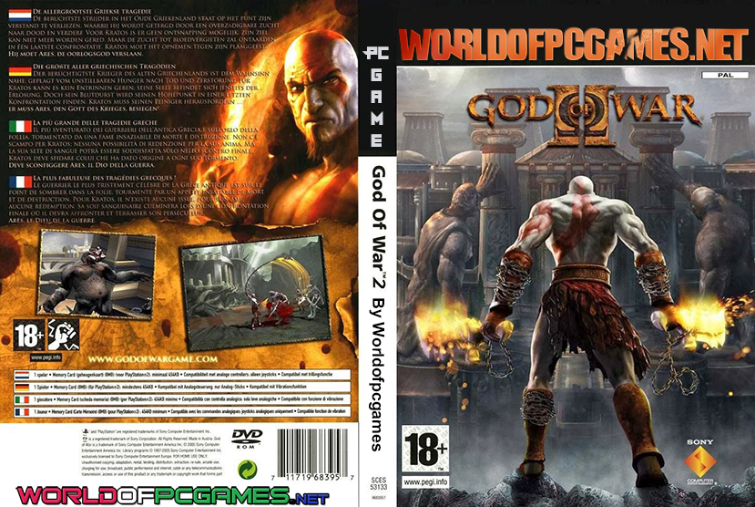 Top Five God Of War 1 Pc Iso - Circus