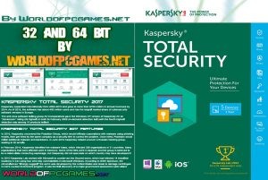 Kaspersky Total Security 2017 Free Download Full By Worldofpcgames.net