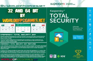 Kaskersky Total Security 2017 Antivirus Download Free
