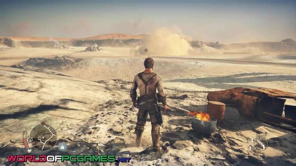 Mad Max Free Download PC Game By Worldofpcgames.net