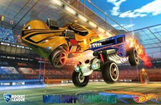 Rocket League Hot Wheels Edition Multiplayer Download Free
