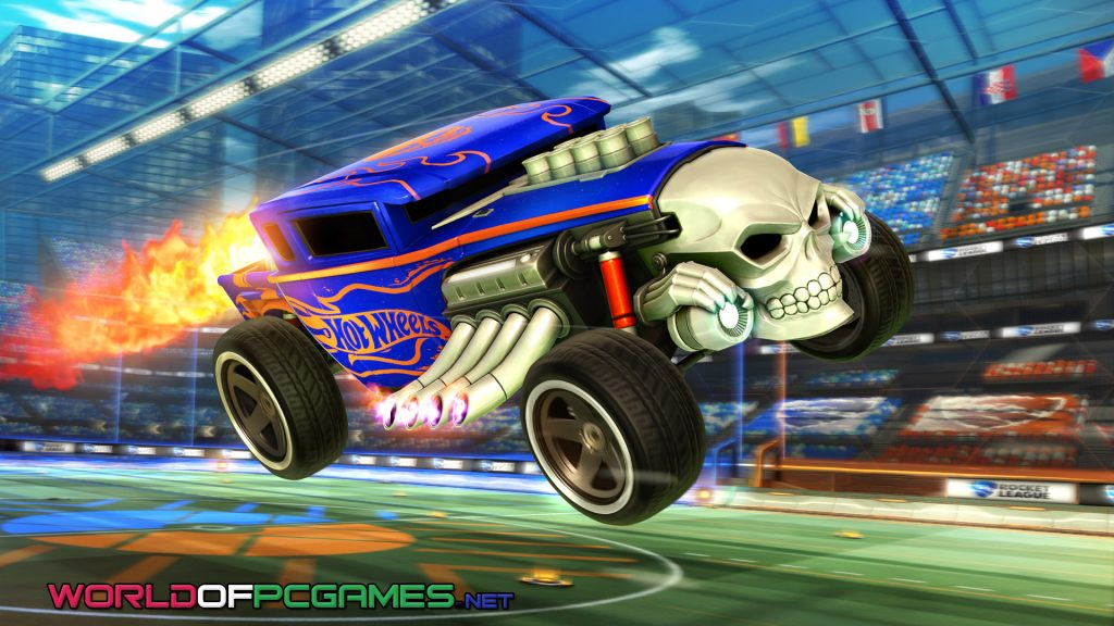 Rocket League Hot Wheels Free Download PC By Worldofpcgames