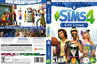 The Sims 4 Deluxe Edition City Living And All DLC  Download Free