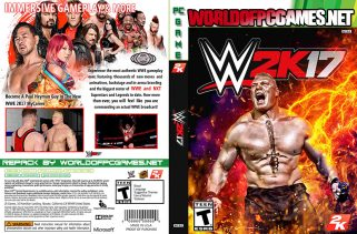 WWE 2K17 PC Game Repack With DLC Download Free