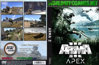 Arma 3 Apex With Updates And DLCs Download Free