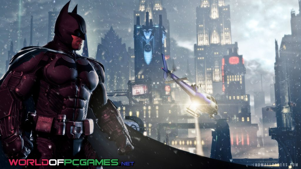 Batman Arkham Origins Free Download PC Game By Worldofpcgames
