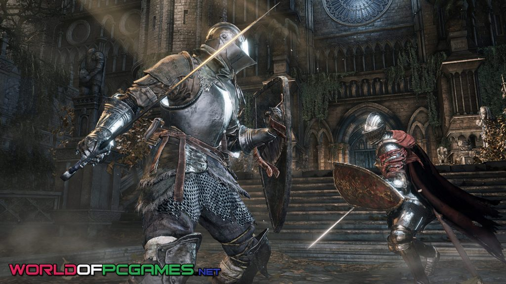 Dark Souls 3 The Ringed City Free Download PC Game By Worldofpcgames.net