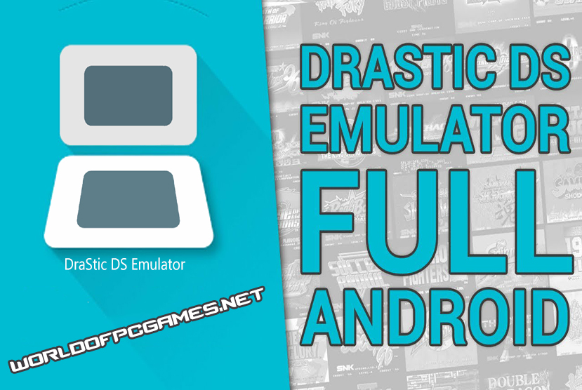 Drastic DS Emulator Free Download By Worldofpcgames.net