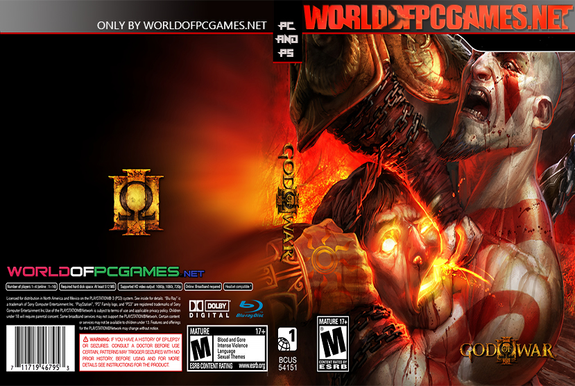 god of war 4 pc game torrent