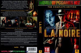L.A Noire The Complete Edition Download Free