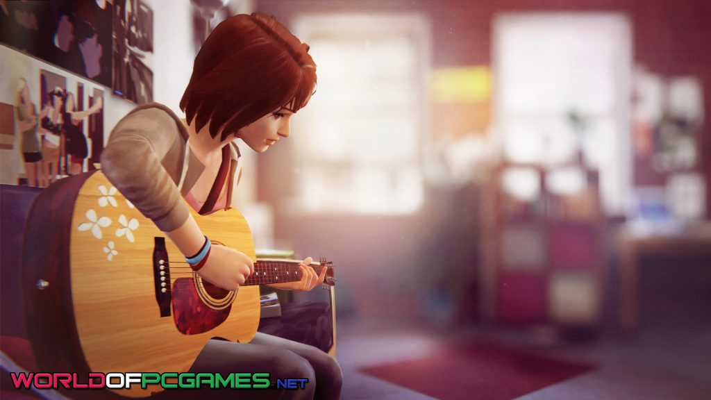 Life IS Strange Free Download Complete Game By Worldofpcgames,net