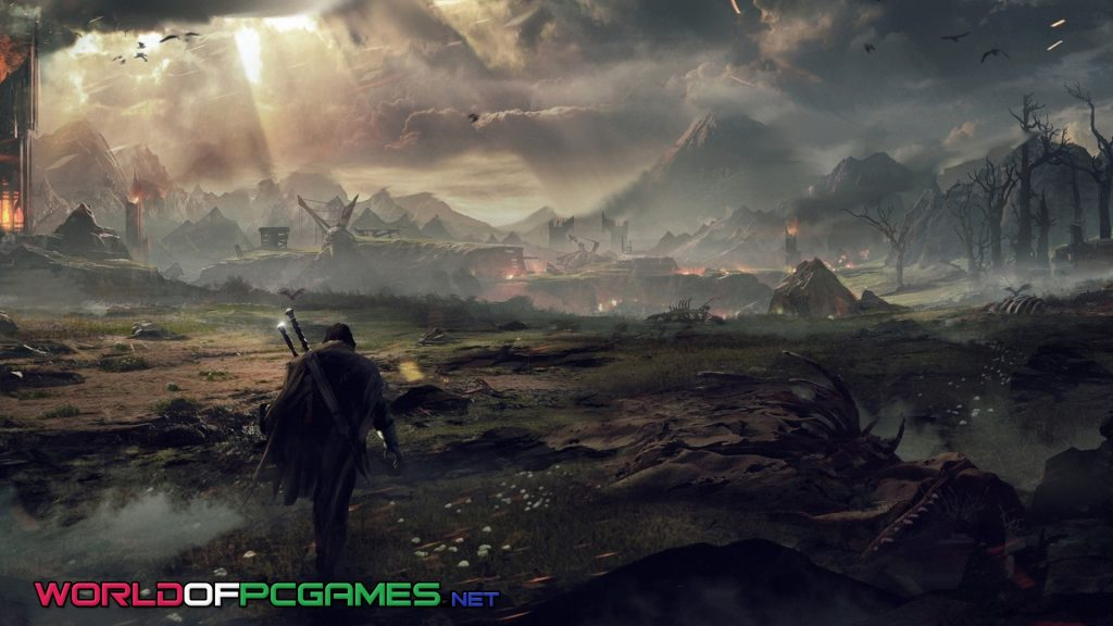 Middle Earth Shadow Of Mordor GOTY Download Free