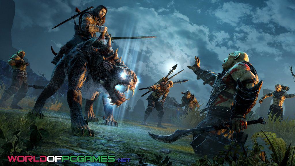 Middle Earth Shadow Of Mordor Goty Free Download PC Game By Worldofpcgames