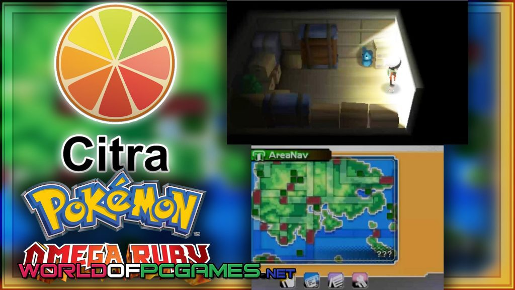 pokemon 3ds emulator for android free download