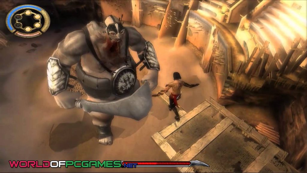 Prince Of Persia The Two Thrones Free Download PC Game By Worldofpcgames.net
