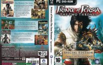 Prince Of Persia The Two Thrones Free Download PC Game Cover By Worldofpcgames.net