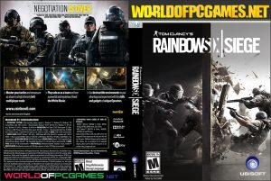 Tom Clancy's Rainbow Six Siege Free Download Cover By Worldofpcgames