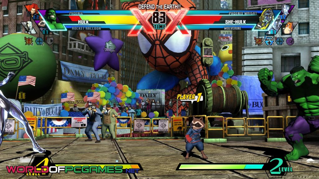 ultimate marvel vs capcom android apk