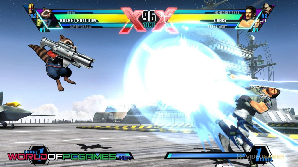 Ultimate Marvel VS Capcom 3 Free Download PC Game By Worldofpcgames