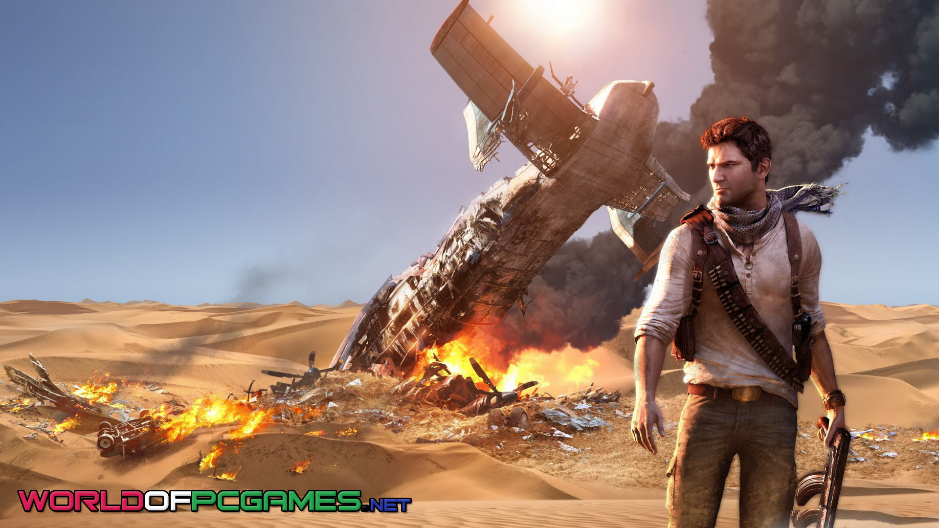 Uncharted 3 Free Download PC Game Full Working RPCS3