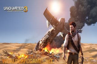 Uncharted 3 Free Download PC Game By Worldofpcgames.net