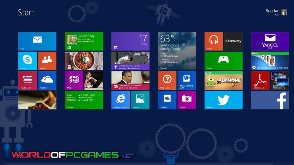 Windows 8.1 Free Download 32 And 64 Bit By Worldofpcgames