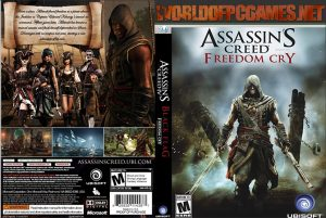 Assassins Creed IV Black Flag Freedom Cry Free Download Game By Worldofpcgames.net