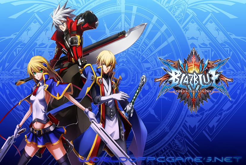 BlazBlue Chrono Phantasma Free Download PC Game By Worldofpcgames.net