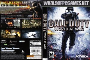 Call Of Duty World At War Free Download PC Game By Worldofpcgames.net