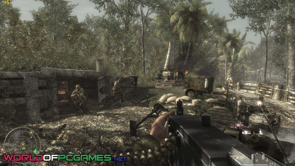 Call of Duty World At War Free Download By Worldofpcgames.net