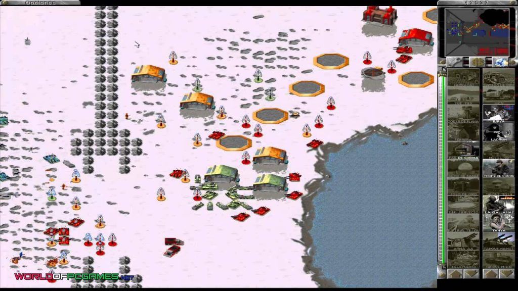 Command And Conquer Red Alert 1 Free Download PC Game By Worldofpcgames.net
